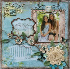 Living my Happily Ever After **Tutorial!! Making Clay Tile Embellishments!!* - Scrapbook.com