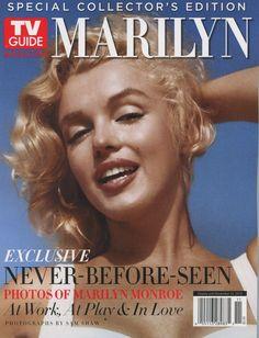 MARILYN MONROE SPECIAL COLLECTORS EDITION American Icon TV GUIDE SPECIAL | eBay