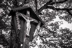 Kruzifix in Münsing-Degerndorf, Fürst-Tegernberg