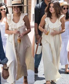 Selena Gomez Style, White Dress, Dresses, Fashion, Vestidos, Moda, Fashion Styles, Dress, Fashion Illustrations