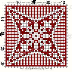 ru / Фото - Le Filet Ancien V - gabbach Just Cross Stitch, Cross Stitch Art, Simple Cross Stitch, Counted Cross Stitch Patterns, Cross Stitch Designs, Cross Stitch Embroidery, Pixel Crochet Blanket, Tapestry Crochet, Embroidery Stitches Tutorial