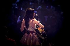 Kacey Musgraves performs on stage at Royal Albert Hall on November 18, 2015 in London, England. Photo copyright Christie Goodwin all rights reserved