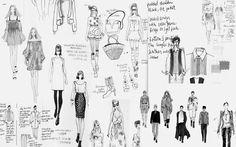 Fashionary = Fashion + Dictionary + Diary |Fashion Feature