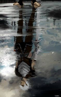Dragon Age - Fenris - WOW, nice work!