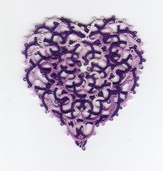 Two Hearts as One  Design by Martha Ess - Don't know if I am going to attempt doing this some day, or if I'm just pinning it so I can look at in amazement