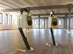 """AMULET"" speaker system"