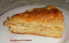 La alacena de la abuela Carmen: TORTA MÁGICA DE LA HERMANA BERNARDA Baking Tips, French Toast, Pie, Cooking Recipes, Favorite Recipes, Breakfast, Desserts, Food, Queso
