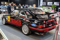 Ford Sierra Cosworth Group A 1986 Tc Cars, Sport Cars, Racing Car Design, Sports Car Racing, Ford Sport, V8 Supercars, Ford Sierra, Ford Lincoln Mercury, Ford Classic Cars