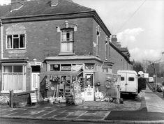 Open All Hours perhaps, Midland Road, Cotteridge, Birmingham, 1966