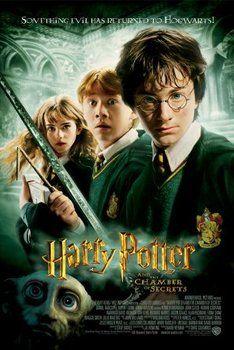 Harry Potter 2 Sirlar Odasi The Hidden Secrets Of Harry Potter Harry Potter Film Fantastik Filmler
