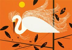 charley harper is so good, i just want to hang his prints up all over my house.
