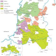Hertogdom Limburg en Landen van Overmaas