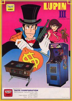 Lupin III (1980)