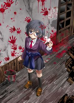 Naho...... I would have liked you if you didn't go obsessed with kibiki and drag your best friend into heavenly host just to save him.<<<<<She confused me greatly
