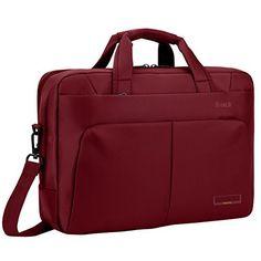 New Trending Briefcases amp; Laptop Bags: Laptop Bag ,BRINCH(TM) 15.6 inch Nylon Waterproof Roomy Stylish Laptop Shoulder Messenger Bag Handle Bag Tablet Briefcase For 15-15.6 Inch Laptop/Tablet/Macbook/Notebook,Red. Laptop Bag ,BRINCH(TM) 15.6 inch Nylon Waterproof Roomy Stylish Laptop Shoulder Messenger Bag Handle Bag Tablet Briefcase For 15-15.6 Inch Laptop/Tablet/Macbook/Notebook,Red  Special Offer: $29.99  355 Reviews This an ideal laptop shoulder bag