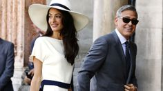 Amal Clooney's Best Looks: Internationally celebrated human rights lawyer Amal Clooney (née Alamuddin) and wife of hearthrob George Clooney, cultivated her own personal style with a mix of playful and professional.