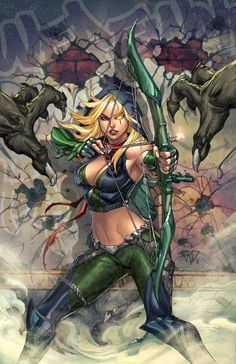 Robyn Hood Ongoing #4 Cover A Zenescope Comic Grimm Fairy Tales GFT NM Lashley