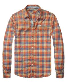 checkered shirt - Scotch & Soda