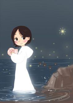 Песнь моря,Сирша,мультфильм,красивые картинки,арт