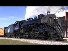 Hartford Santa Train 2016, Soo Line 1003 11/12/2016 - YouTube