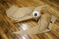 carton pterodactilo 4