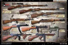Guns WW2