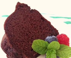 """Recipe """"Magic Bean"""" chocolate cake by Sarah Wong, learn to make this recipe easily in your kitchen machine and discover other Thermomix recipes in Baking - sweet. Magic Recipe, Healthy Cake, Healthy Sweets, Healthy Kids, Healthy Food, Healthy Eating, Magic Bean Cake, Sweet Recipes, Sweets"""