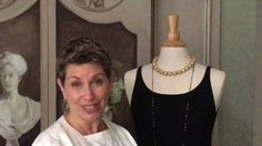 The LBD & Jewelry Part 2: Why Chain Length Matters & How-To...
