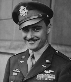 James Goodson during WWII when he flew for the US Air Corps 4th Fighter Group. Mr. Goodson, who died on Aril 24, 2014 at the age of 93, destroyed 30 German aircraft, the 3rd most for any American pilot in the war.