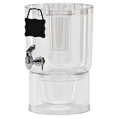 Buddeez Cold Beverage Dispenser, 1.75 gallon, Clear *** Want additional info? Click on the image.-It is an affiliate link to Amazon.