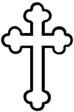 cross stencils white cross clip art baptism pinterest white rh pinterest com clip art of crosses with love on them clip art of crosses and bibles