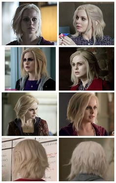 Liv - iZombie - Hair