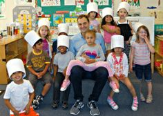 Montclair Community Pre-K Students Get Culinary Lesson From Eleven Madison Park Chef Daniel Humm
