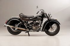 Steve McQueens 1946 Indian Chief 1 Steve McQueens First Motorcycle