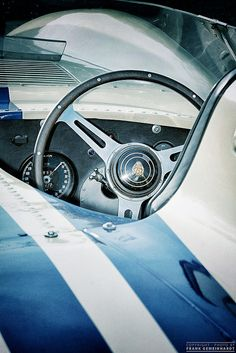 Jaguar C Type Close Up by gemeiny, via Flickr