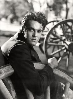 Henry Fonda in The Farmer Takes a Wife (Victor Fleming, 1935)