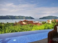 Jaco - Costa Rica - Exceptional Residence , Private Villa,  Marina View, Los Sueños Resort