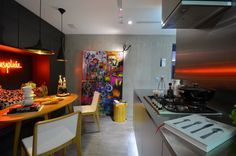 Contemporary Approach to Kitchen Design: The Live-In Kitchen Concept
