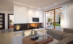#living room #fireplace