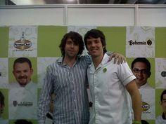 Con Chef Pedro Lambertini  https://www.facebook.com/photo.php?fbid=374146862663945=pb.119318758146758.-2207520000.1349928740=1