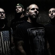 Within The Ruins - Technical Death Metal band from the US