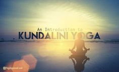 Kundalini Yoga is a science. It works on the energy channels and meridians of the body, using postures, movement, breath, eye gaze, mudra and mantra to activate pressure points within the body, enabling us to reach a higher state of consciousness and mental clarity.