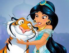 Punk Disney, Disney Love, Disney Art, First Disney Princess, Disney Princess Jasmine, Aladdin Wallpaper, Aladdin Art, Manga Anime, Glitter Art
