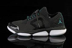 new concept 3459a 508c8 jordan running shoes black