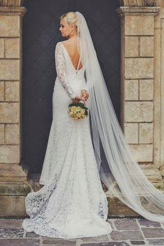 Suknia ślubna, projekt Berty Bridal