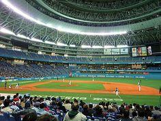 京セラドーム大阪  #Osaka #Japan #Sports  osaka dome