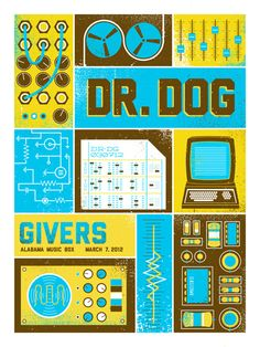 Dr. Dog by Dog on Fire