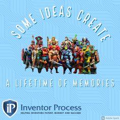 Some Ideas Create a Lifetime of Memories! #throwbackthursday #memories #toys #heman #fun #kids #boys #girls #1980 #inventorprocess #toys #team Some Ideas, Kids Boys, Inventions, Memories, Marketing, History, Toys, Create, Girls