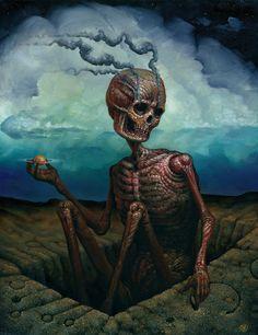 Lasting Bones by js4853.deviantart.com on @deviantART