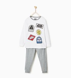 35f9f4bb0d355 PATCH STAR WARS PAJAMAS - COLLECTION-BOY-SALE-KIDS